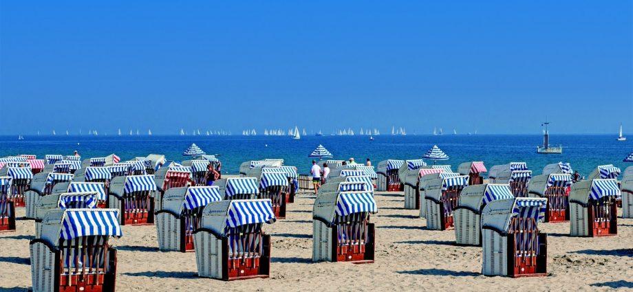Kołobrzeg - miasto turystyczne nad Bałtykiem
