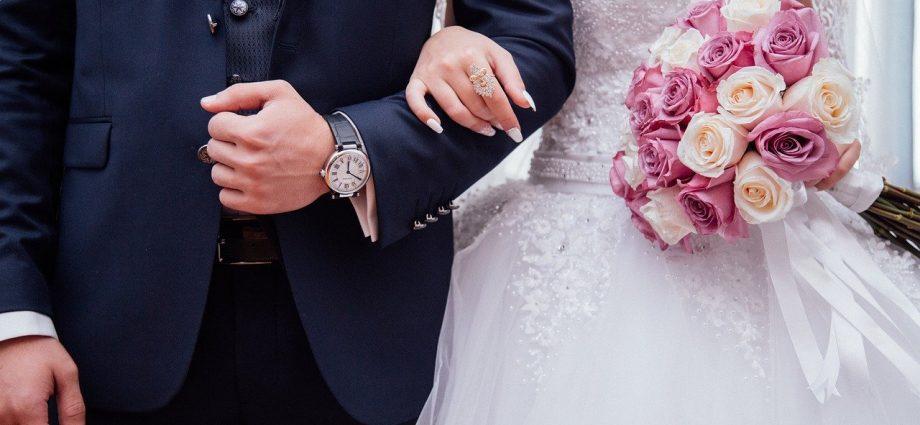 Atrakcyjne zaproszenie ślubne