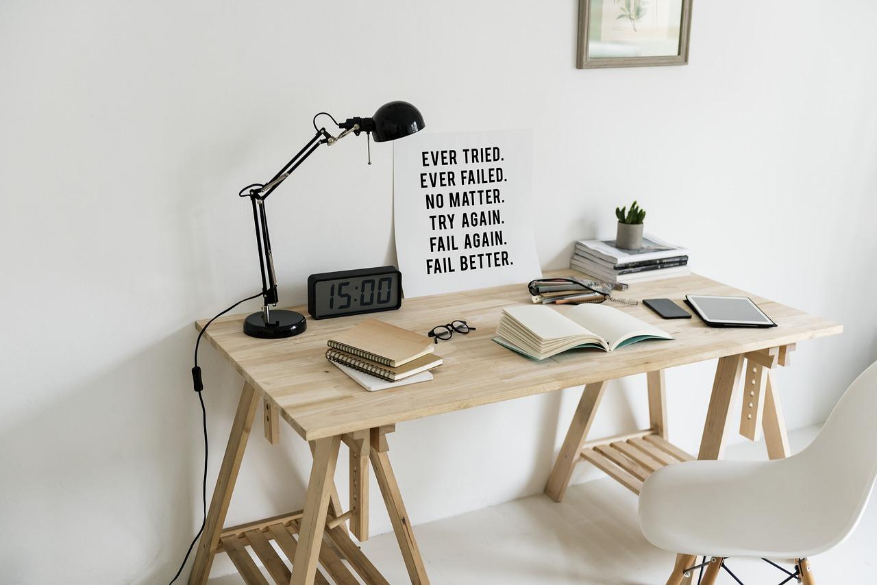 Komfort w trakcie pracy biurowej